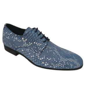 Sapato Cobra Azul Claro