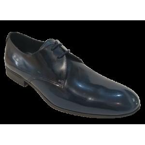 Sapato Azul Polido