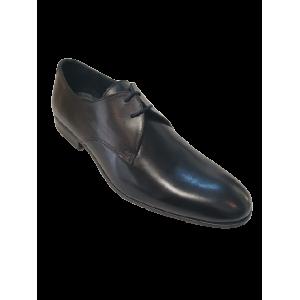 Sapato Preto Polido Liso